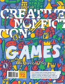 CNF issue 72 Games