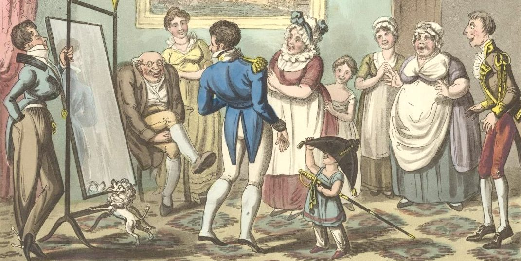 Tight Breeches and Loose Gowns: Going Deep on the Fashion of Jane Austen