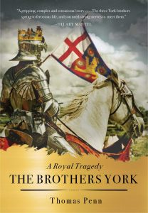 Thomas Penn, The Brothers York