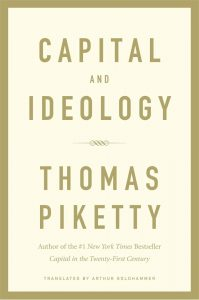 Thomas Piketty, tr. Arthur Goldhammer, Capital and Ideology