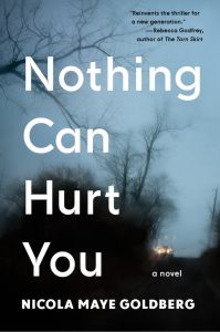 Nicola Maye Goldberg, Nothing Can Hurt You