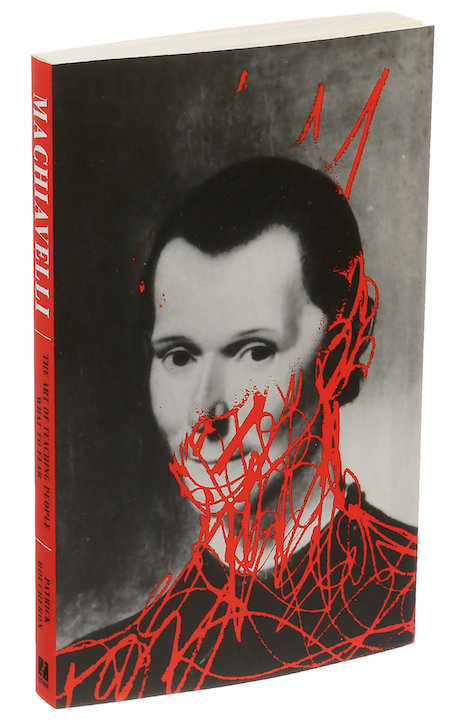 Patrick Boucheron, <em>Machiavelli</em>; design by TK TK (Other Press, February 11)