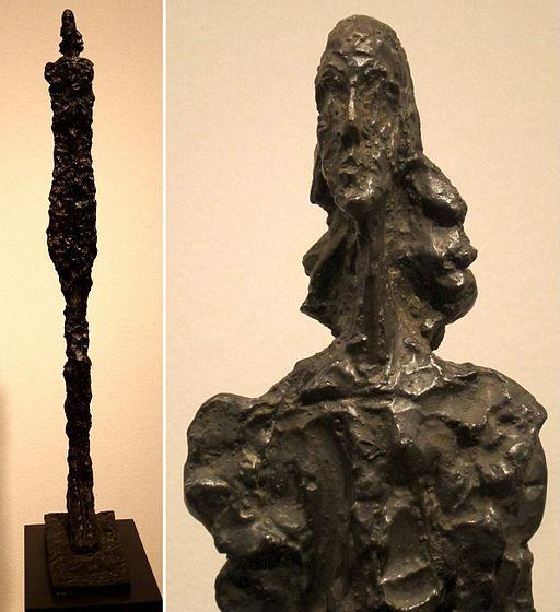Woman of Venice Giacometti