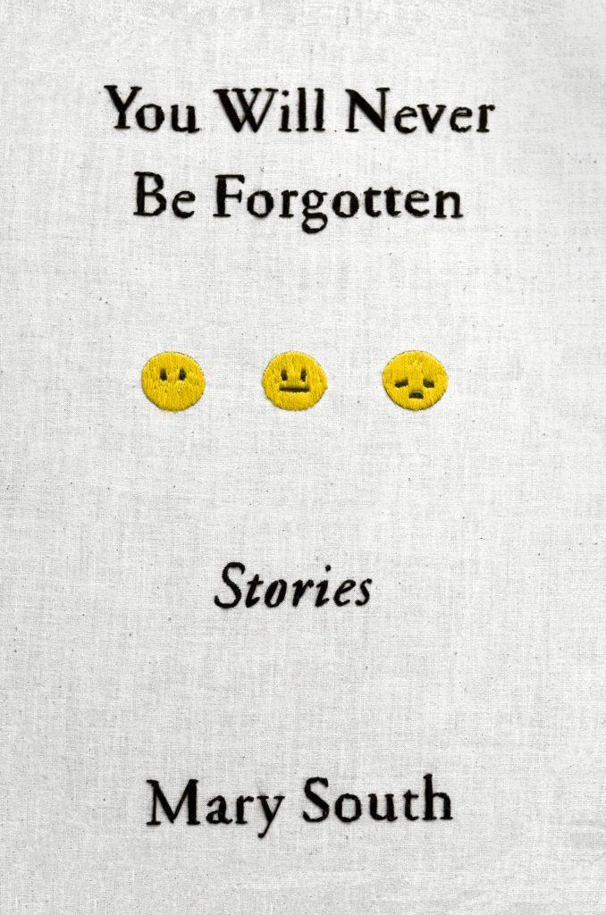 Mary South, <em>You Will Never Be Forgotten</em>; cover design by Alex Merto (FSG Originals, March 10)