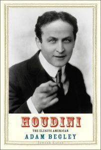 Houdini_Adam Begley