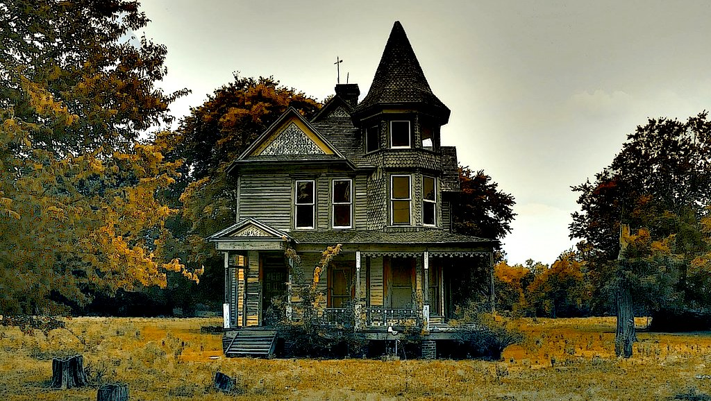 For Gothic Heroines Haunted Houses Are Always Too Big Literary Hub