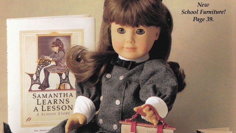All The History I Learned In My Youth Came From The American Girl Doll Books Literary Hub