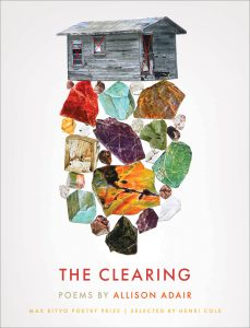 Allison Adair, The Clearing