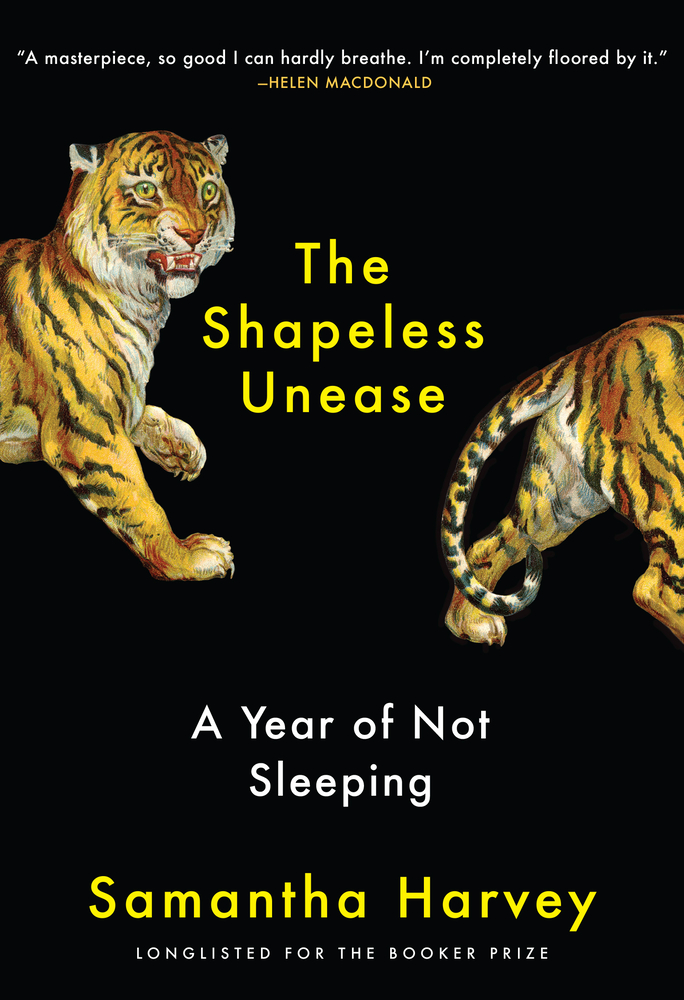 the shapeless unease