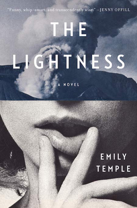 Emily Temple, <em>The Lightness</em>; cover design by Ploy Siripant, art by Beth Hoeckel (William Morrow, June 16)