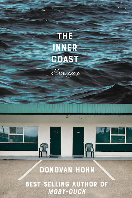 Donovan Hohn, The Inner Coast; cover design by Sarahmay Wilkinson (W. W. Norton, June 2)