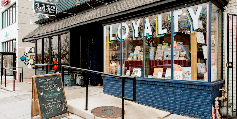 loyalty books