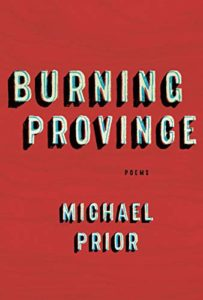Michael Prior, Burning Province