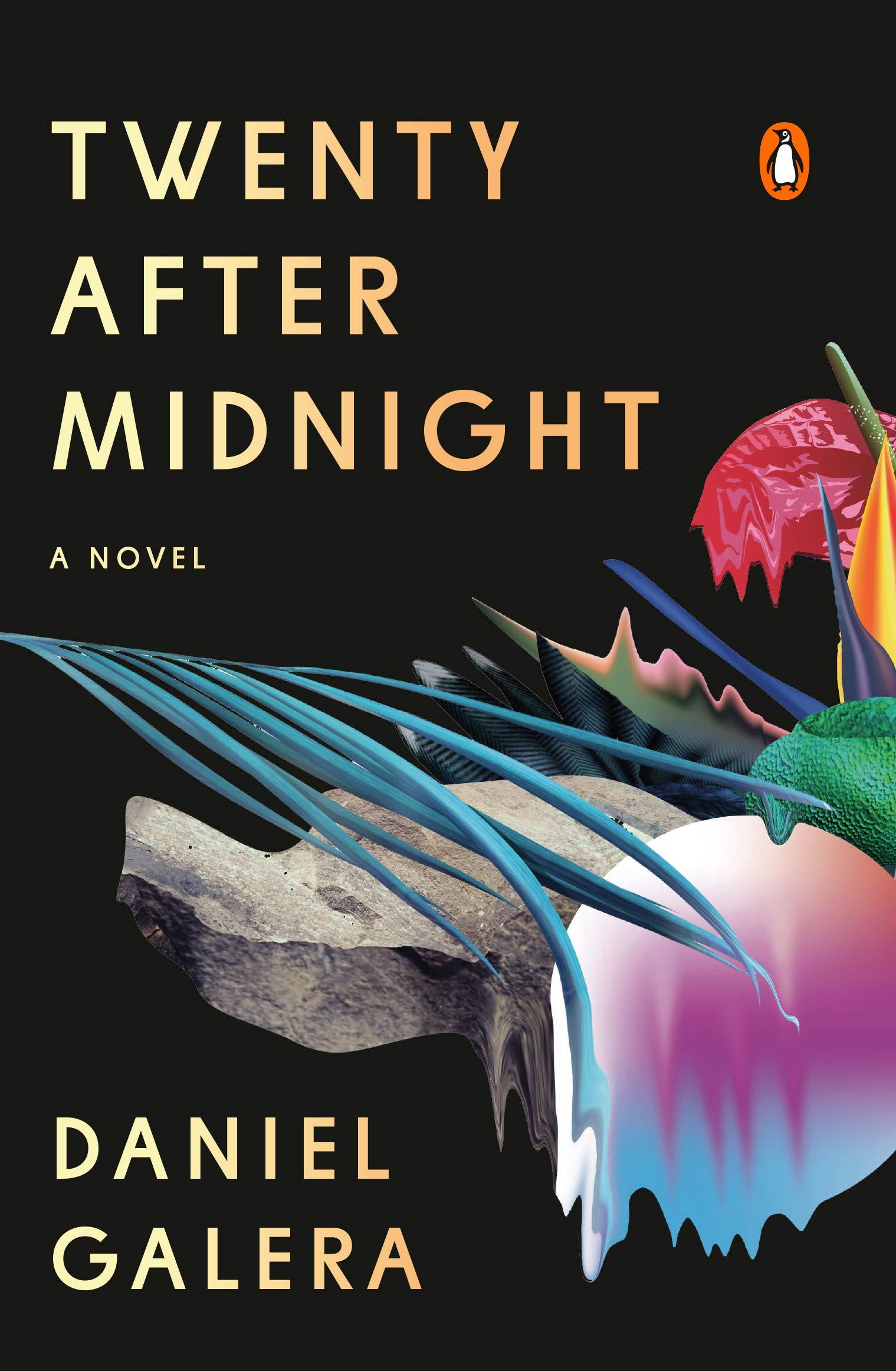 Daniel Galera, tr. Julia Sanches, Twenty After Midnight