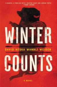 David Heska Wanbli Weiden, Winter Counts