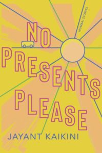 no presents please, Jayant Kaikini