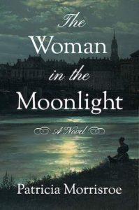 the woman in the moonlight, patricia morriscoe