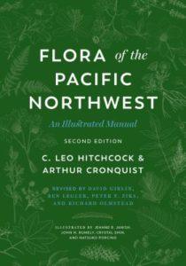 flora of the pacific northwest, c. leo hitchcock