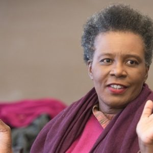 """Claudia Rankine on What It Means When a White Person """"Doesn't See Color"""""""
