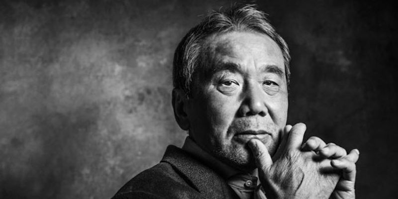 Listen to this playlist of every song Haruki Murakami has ever written about.
