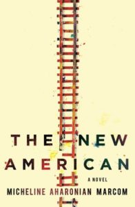 the new american, micheline aharonian marcom