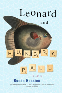 leonard and hungry paul, ronan hession