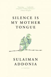 silence is my mother tongue, Sulaiman Addonia