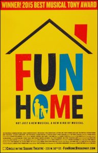 fun home theatrical poster