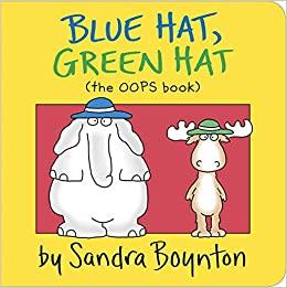 Blue Hat Green Hat