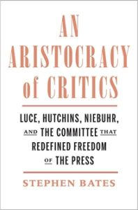 An Aristocracy of Critics: