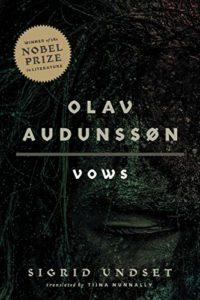 Olav Audunssøn- I. Vows