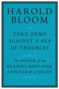harold bloom_take arms against a sea of troubles