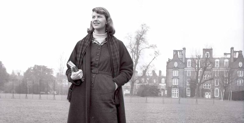On Sylvia Plath's Creative Breakthrough at the Yaddo Artists' Colony