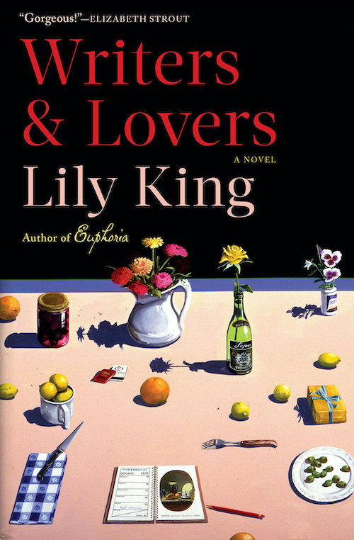 "<strong>Lily King, <a href=""https://bookshop.org/a/132/9780802148537"" target=""_blank"" rel=""noopener""><em>Writers & Lovers</em></a>; cover design by Kelly Winton (Grove, March)</strong>"
