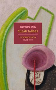 Susan Taubes, David Rieff, Divorcing