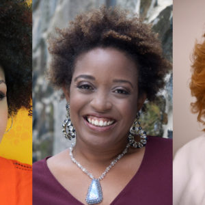Ijeoma Oluo, Leslie Gray Streeter, and Jennifer Palmieri on Writing—and Thriving—in a World of Mediocre White Men