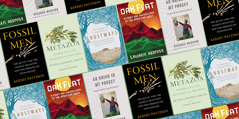 The Best Reviewed Science, Technology, and Nature Books, November Edition