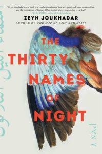 the thirty names of night_zeyn joukhadar