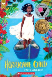 Kacen Callender, Hurricane Child