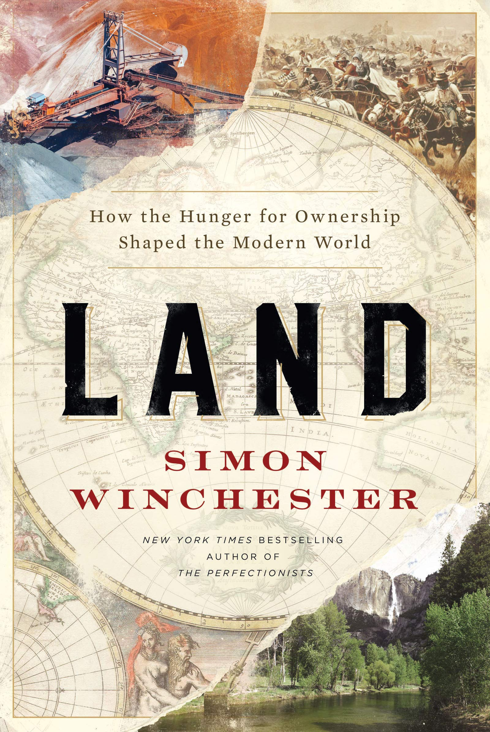 land simon winchester