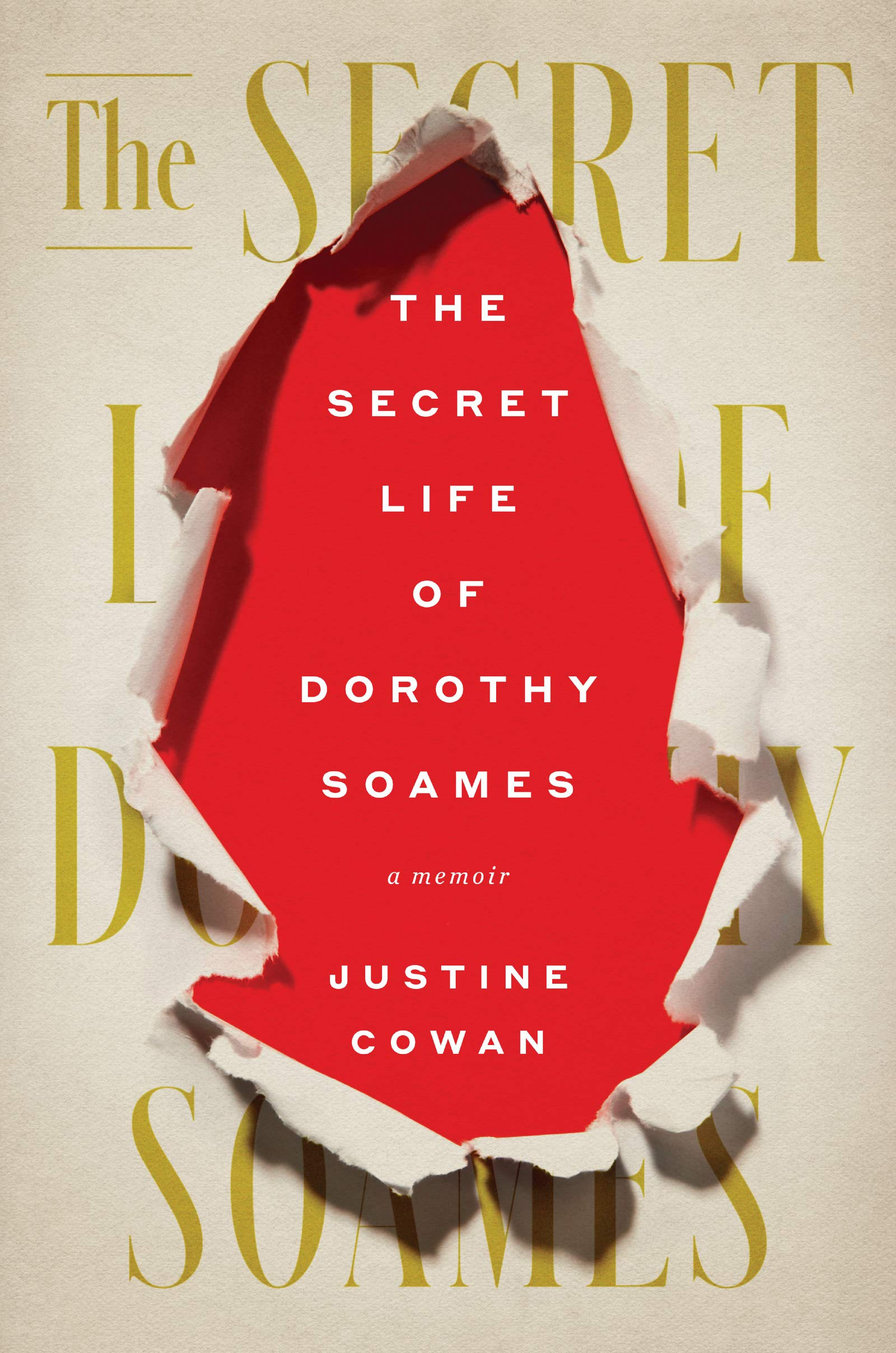 "Justine Cowan, <a href=""https://bookshop.org/a/132/9780062991010"" target=""_blank"" rel=""noopener""><em>The Secret Life of Dorothy Soames</em></a>; cover design by Mark Melnick (Harper, January 12)"