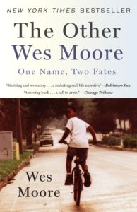 Wes Moore, The Other Wes Moore