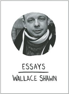 Wallace Shawn, Essays