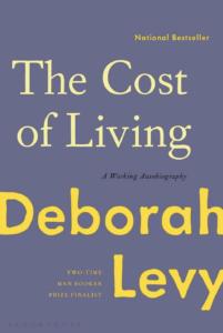 Deborah Levy, The Cost of Living