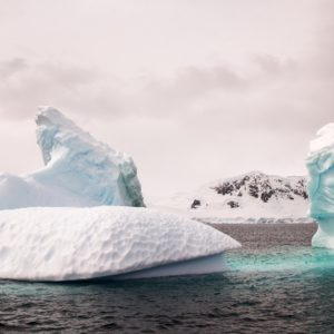 The Paradox of Experiencing a Place (Antarctica!) So You Can Write About It