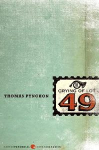Thomas Pynchon, The Crying of Lot 49