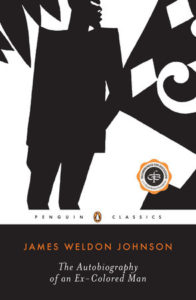 James Weldon Johnson, The Autobiography of an Ex-Colored Man