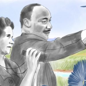 A Convergent Imagining: What if Martin Luther King Jr. and Rachel Carson Had Met?