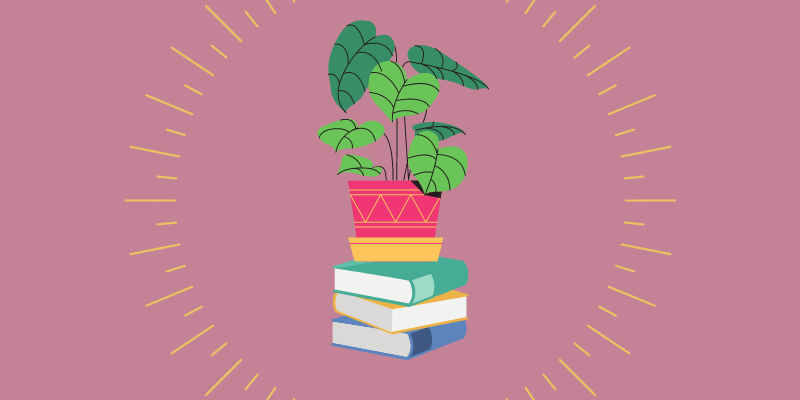 What to read next based on your favorite (wait for it) houseplant.