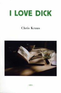 Chris Kraus, I Love Dick